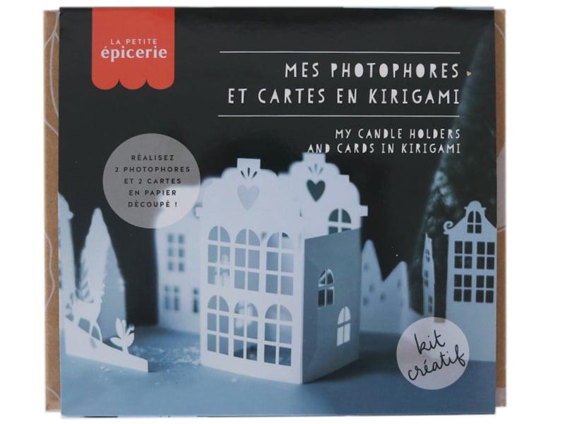 Acheter Mes photophores et cartes en kirigami - 16,99€ en ligne sur La Petite Epicerie - Loisirs créatifs