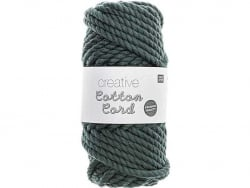 Acheter Corde creative cotton - Vert pétrole (005) - 5,49€ en ligne sur La Petite Epicerie - Loisirs créatifs