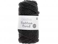 Acheter Corde creative cotton - Noir (006) - 5,49€ en ligne sur La Petite Epicerie - Loisirs créatifs