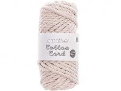 Acheter Corde creative cotton - Ecru (001) - 5,49€ en ligne sur La Petite Epicerie - Loisirs créatifs