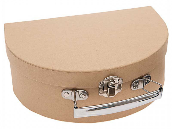 Acheter Valise en carton à décorer - Nature - 6,99€ en ligne sur La Petite Epicerie - Loisirs créatifs