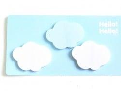 Cloud post-its