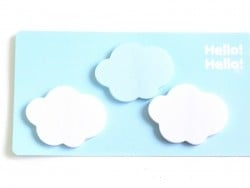 Post it nuages