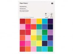 Acheter Bloc de papier bricolage - Super Rainbow Colours - 9,99€ en ligne sur La Petite Epicerie - Loisirs créatifs