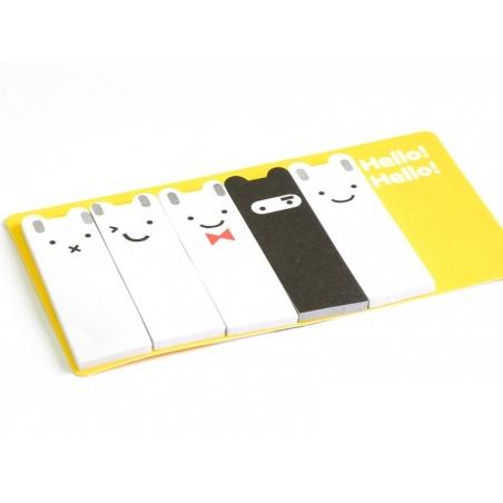 Acheter Post it lapins - 1,79€ en ligne sur La Petite Epicerie - Loisirs créatifs