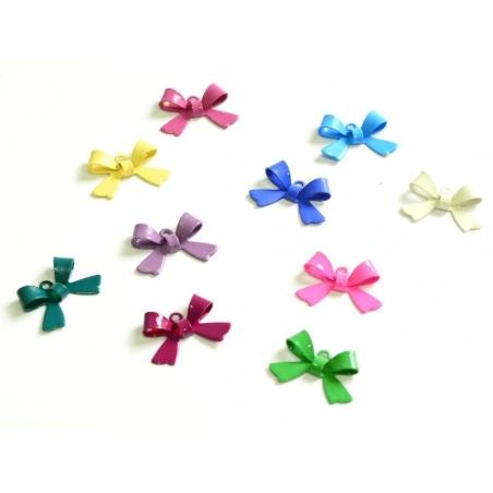Acheter 1 Breloque noeud bleu - 1,09€ en ligne sur La Petite Epicerie - Loisirs créatifs