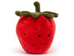 """Acheter Peluche """"fabulous fruit"""" fraise - 13,49€ en ligne sur La Petite Epicerie - Loisirs créatifs"""
