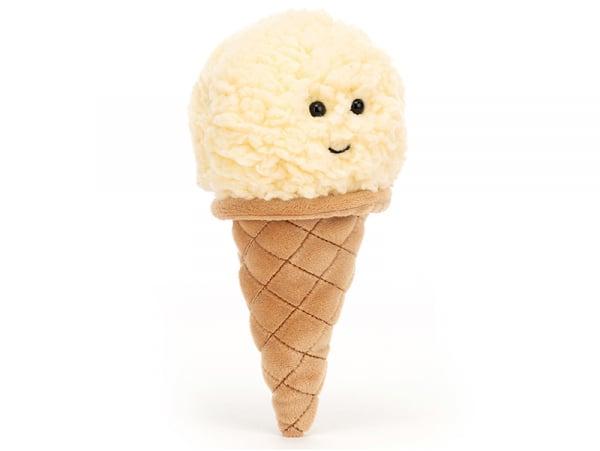 Acheter peluche glace à la vanille - 13,99€ en ligne sur La Petite Epicerie - Loisirs créatifs