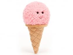 Acheter Peluche glace à la fraise - 13,99€ en ligne sur La Petite Epicerie - Loisirs créatifs