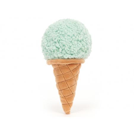 Acheter Peluche glace à la menthe - 13,99€ en ligne sur La Petite Epicerie - Loisirs créatifs