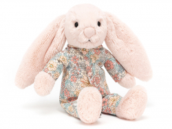 Acheter Peluche lapin en pyjama liberty - 21,99€ en ligne sur La Petite Epicerie - Loisirs créatifs