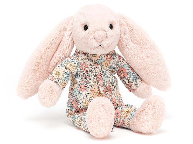 Acheter Peluche lapin en pyjama liberty - 17,80€ en ligne sur La Petite Epicerie - Loisirs créatifs