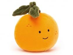 """Acheter Peluche """"Fabulous Fruit"""" - Orange - 13,49€ en ligne sur La Petite Epicerie - Loisirs créatifs"""