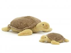 Acheter Peluche / doudou petite tortue - 22,49€ en ligne sur La Petite Epicerie - Loisirs créatifs