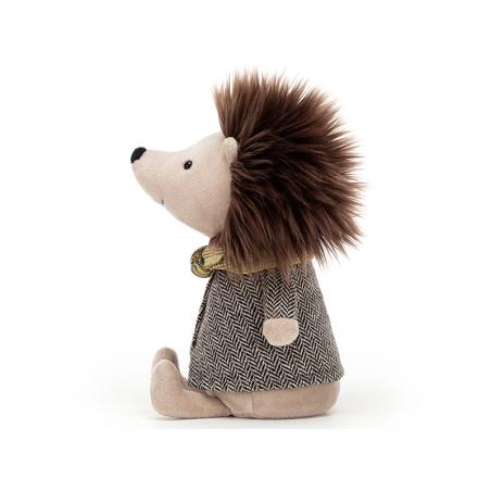 Acheter Peluche / doudou - l'élégant hérisson - 27,89€ en ligne sur La Petite Epicerie - Loisirs créatifs