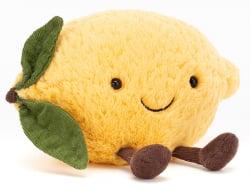Acheter Peluche / doudou - petit citron - 18,99€ en ligne sur La Petite Epicerie - Loisirs créatifs