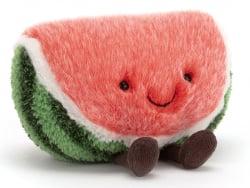 Acheter Peluche / doudou - petite pastèque - 19,99€ en ligne sur La Petite Epicerie - Loisirs créatifs