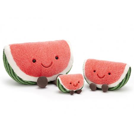 Acheter Peluche / doudou - petite pastèque - 20,89€ en ligne sur La Petite Epicerie - Loisirs créatifs