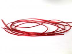 Acheter Cannetille lisse 40 cm – Rouge brillant - 0,49€ en ligne sur La Petite Epicerie - Loisirs créatifs
