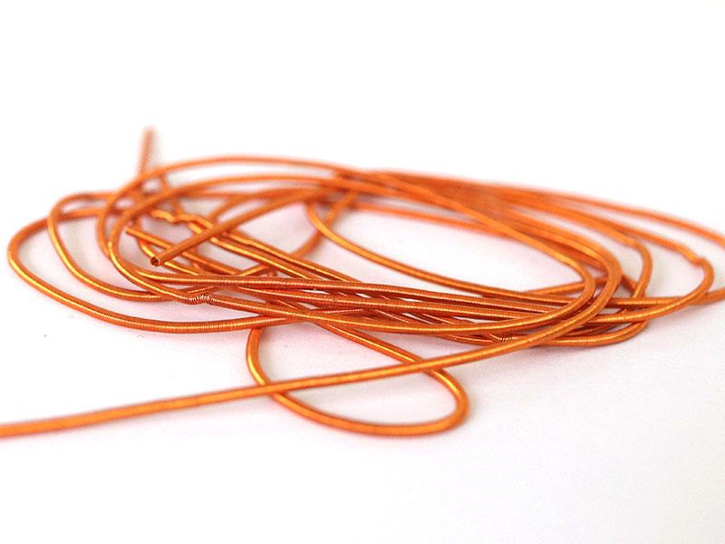 Acheter Cannetille lisse 40 cm – Orange - 0,49€ en ligne sur La Petite Epicerie - Loisirs créatifs