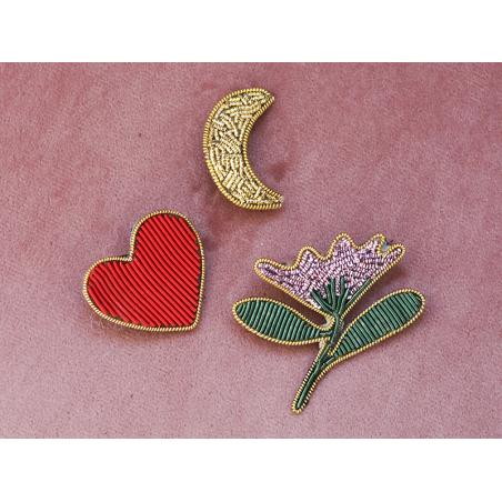 Acheter Cannetille lisse 40 cm – Rose dragée - 0,49€ en ligne sur La Petite Epicerie - Loisirs créatifs
