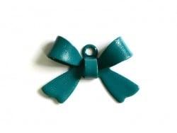 Acheter 1 Breloque noeud vert sapin - 1,09€ en ligne sur La Petite Epicerie - Loisirs créatifs