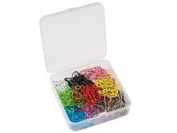 Acheter Petite boite de 360 marqueurs de mailles - multicolores - 7,99€ en ligne sur La Petite Epicerie - Loisirs créatifs