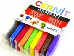 CERNIT-Farbset - 10 Farben zum Mischen