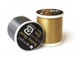 Acheter Bobine de fil de nylon 0,2 mm x 50 m - Or champagne - 3,70€ en ligne sur La Petite Epicerie - Loisirs créatifs