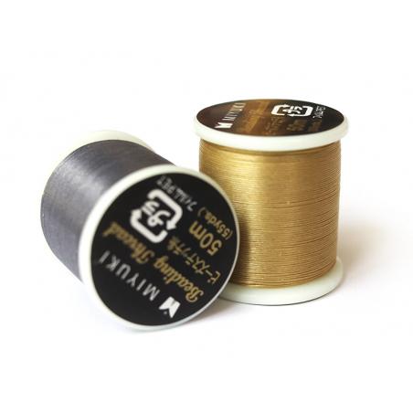 Acheter Bobine de fil de nylon 0,2 mm x 50 m - gris foncé - 3,70€ en ligne sur La Petite Epicerie - Loisirs créatifs