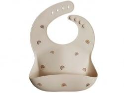 Acheter Bavoir Mushie - Arc-en-ciel - 13,99€ en ligne sur La Petite Epicerie - Loisirs créatifs
