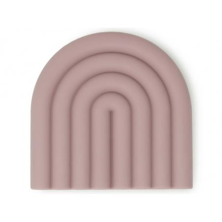 Acheter Anneau de dentition Mushie - Arc-en-ciel mauve - 11,99€ en ligne sur La Petite Epicerie - Loisirs créatifs