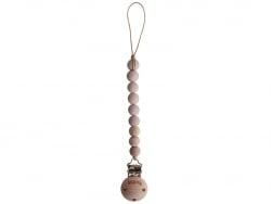 Acheter Attache-tétine Mushie - Blush - 13,99€ en ligne sur La Petite Epicerie - Loisirs créatifs