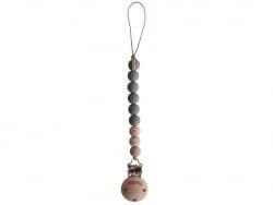 Acheter Attache-tétine Mushie - Thym - 13,99€ en ligne sur La Petite Epicerie - Loisirs créatifs