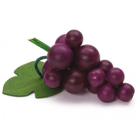 Acheter Grappe de raisins violets - jouet en bois pour dinette - 8,99€ en ligne sur La Petite Epicerie - Loisirs créatifs