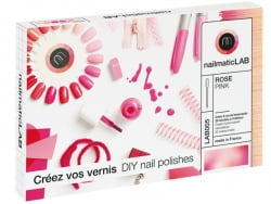 Acheter Kit DIY vernis - Rose - 48,99€ en ligne sur La Petite Epicerie - Loisirs créatifs