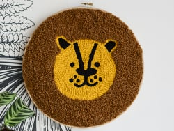 Acheter Kit DIY punch needle - Lion - 34,99€ en ligne sur La Petite Epicerie - Loisirs créatifs