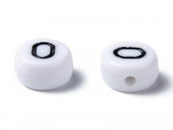 Acheter Boite de 720 perles rondes en plastique - chiffres - noir et blanc - 5,49€ en ligne sur La Petite Epicerie - Loisirs...