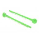 1 support barette - vert