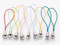 Acheter 20 supports straps pour création de cordon de téléphone portable - 4,49€ en ligne sur La Petite Epicerie - Loisirs c...
