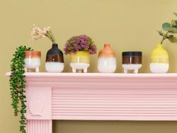 Acheter Pot pour plante à pieds - jaune 8,5 cm - 9,99€ en ligne sur La Petite Epicerie - Loisirs créatifs