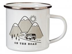 Acheter Mug / tasse en émail - On the road - 7,99€ en ligne sur La Petite Epicerie - Loisirs créatifs