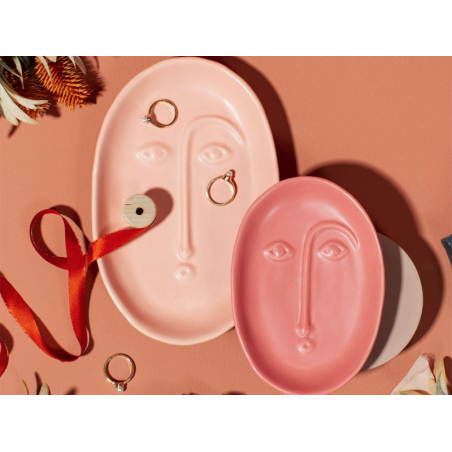 Acheter Coupelle visage - Rose - 9,99€ en ligne sur La Petite Epicerie - Loisirs créatifs