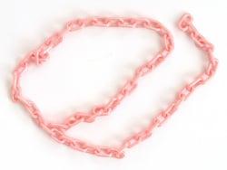 Acheter Chaîne en acrylique nacrée - 13 x 8 mm - rose clair nacré x 50 cm - 1,59€ en ligne sur La Petite Epicerie - Loisirs ...