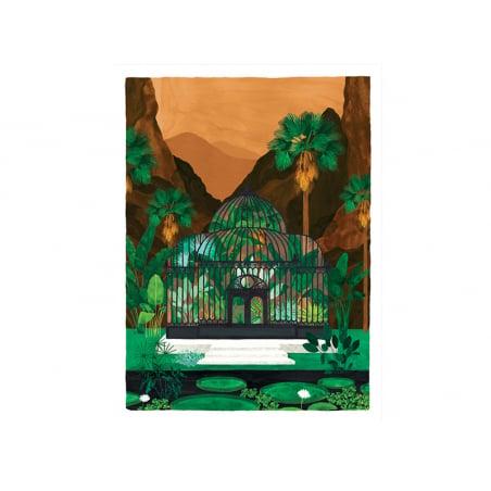 Acheter Affiche aquarelle - Nenuphars - 50 x 70 cm - ATWS - 44,99€ en ligne sur La Petite Epicerie - Loisirs créatifs