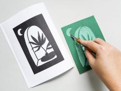 Acheter KIT DIY DECO - Mes cartes en linogravure - 19,99€ en ligne sur La Petite Epicerie - Loisirs créatifs