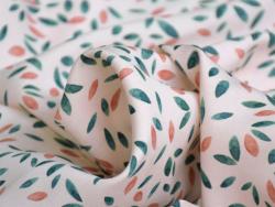 Acheter Tissu viscose Cousette - Pétales nude - 1,99€ en ligne sur La Petite Epicerie - Loisirs créatifs