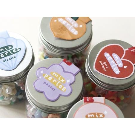 Acheter Mix de perles - Sirène - 7,99€ en ligne sur La Petite Epicerie - Loisirs créatifs