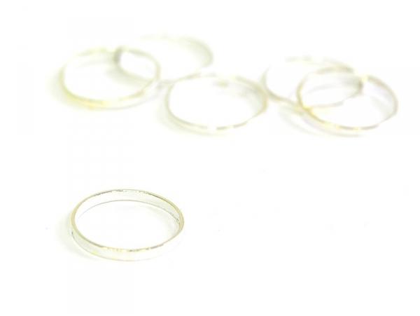 Acheter 1 grand anneau fermé rond - 10 mm - 0,19€ en ligne sur La Petite Epicerie - Loisirs créatifs