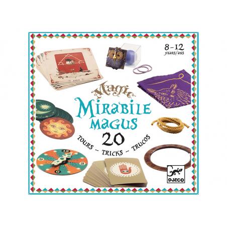 Acheter Coffret de Magie - Mirabile magus - 29,99€ en ligne sur La Petite Epicerie - Loisirs créatifs